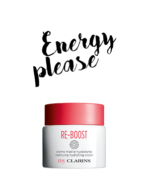 RE-BOOST Mattifying Hydrating Cream