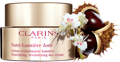 Nutri-Lumière day cream with horse chestnut