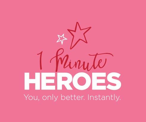 1 Minute HEROES
